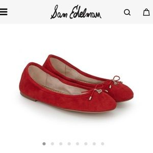 NEW Sam Edelman Felicia Ballet Flat Size 8.5
